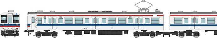 JR105系新製車 宇部・小野田線
