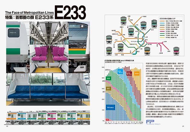 特集:首都圏の顔 E233系