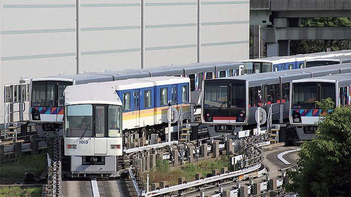 関東のAGT車両編
