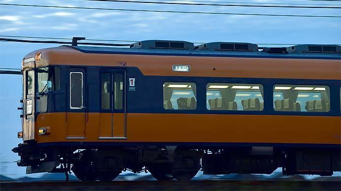 近畿日本鉄道 名阪特急置換えの11ヵ月間