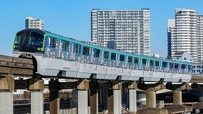 ●「役目」果たせるか TOKYO2020ラッピング電車
