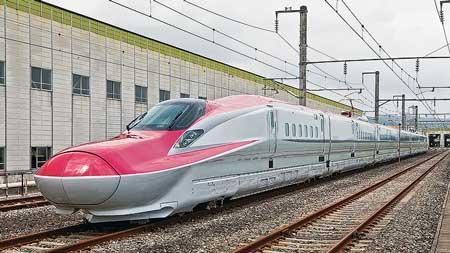 JR東日本 E6系量産先行車